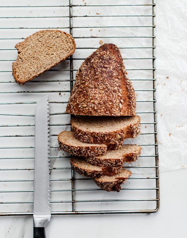 Tiramisu Bakery - 50 Spelt Bread