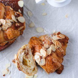 Tiramisu Bakery - Almond Croissants