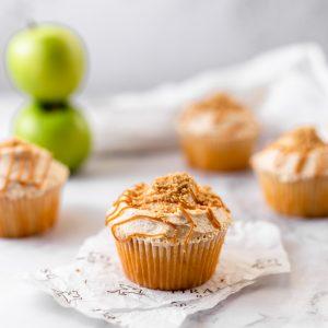 Tiramisu Bakery - Apple Crumble Cupcakes