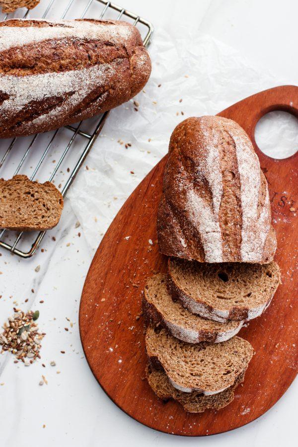Tiramisu Bakery - Bavarian Rye Bread