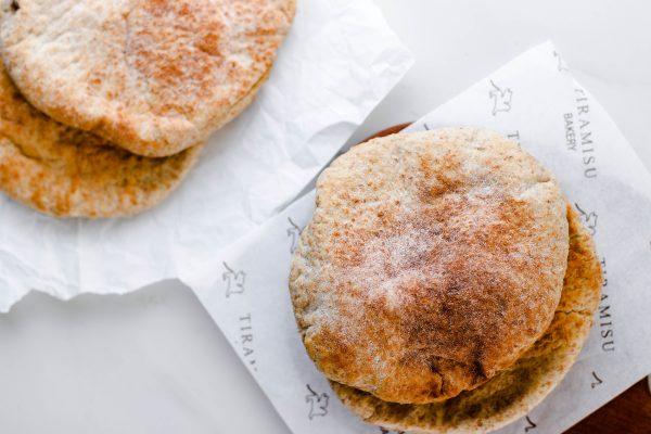 Tiramisu Bakery - Brown Pita Bread scaled
