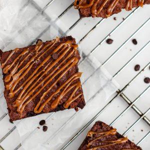 Tiramisu Bakery - Caramel Brownies