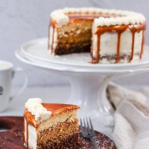 Tiramisu Bakery - Caramel Cake