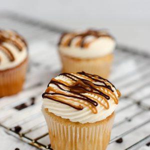 Tiramisu Bakery - Caramel Cupcakes