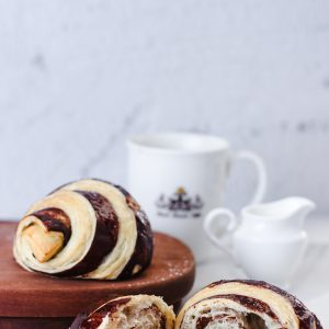 Tiramisu Bakery - Chocolate Croissants