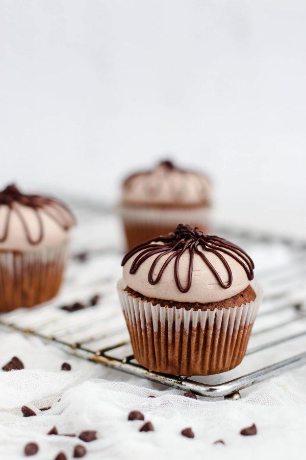 Tiramisu Bakery - Chocolate Cupcakes scaled