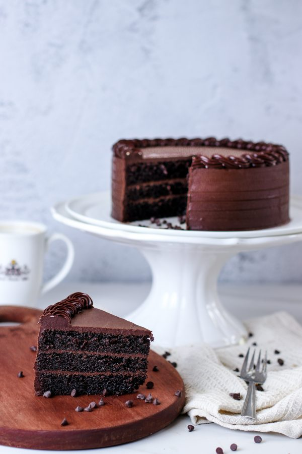 Tiramisu Bakery - Chocolate Fudge