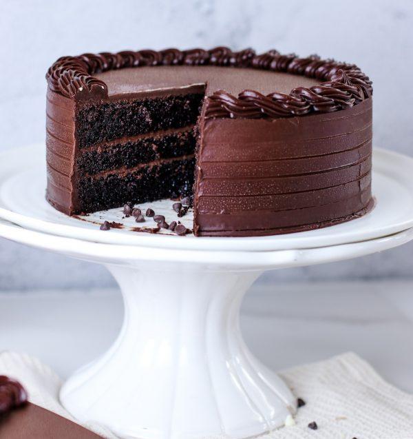 Tiramisu Bakery - Chocolate Fudge full