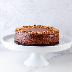 Tiramisu Bakery - Chocolate Peanut Butter Cheese Cake