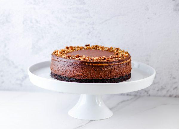 Tiramisu Bakery - Chocolate Peanut Butter Cheese Cake scaled