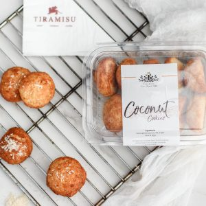 Tiramisu Bakery - Coconut Cookies