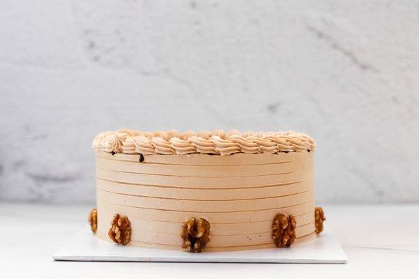 Tiramisu Bakery - Coffee Walnut Cake full scaled