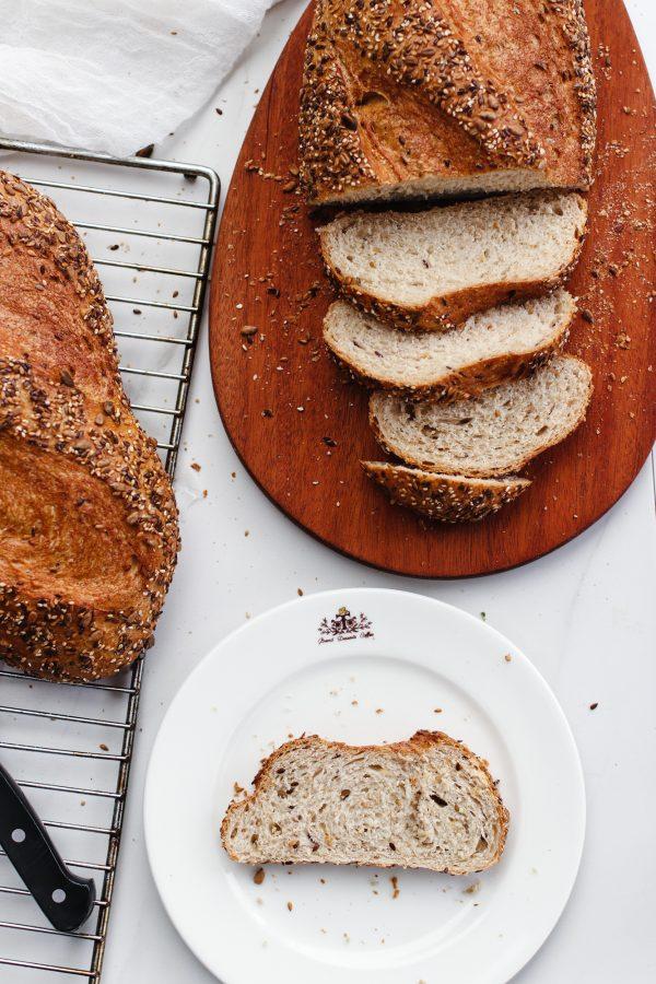 Tiramisu Bakery - Country Cereal Bread