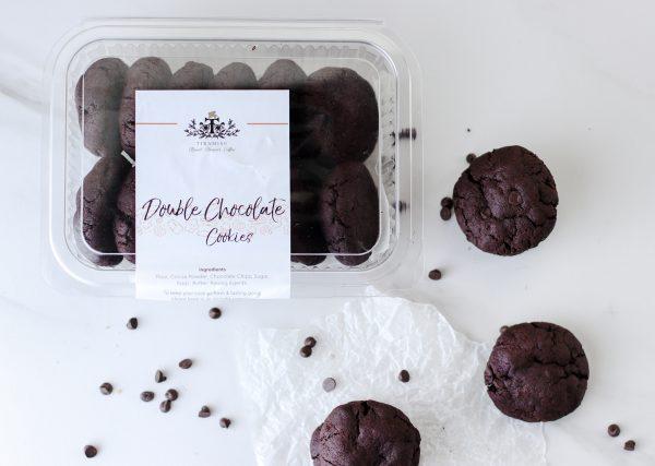 Tiramisu Bakery - Double Chocolate Cookies