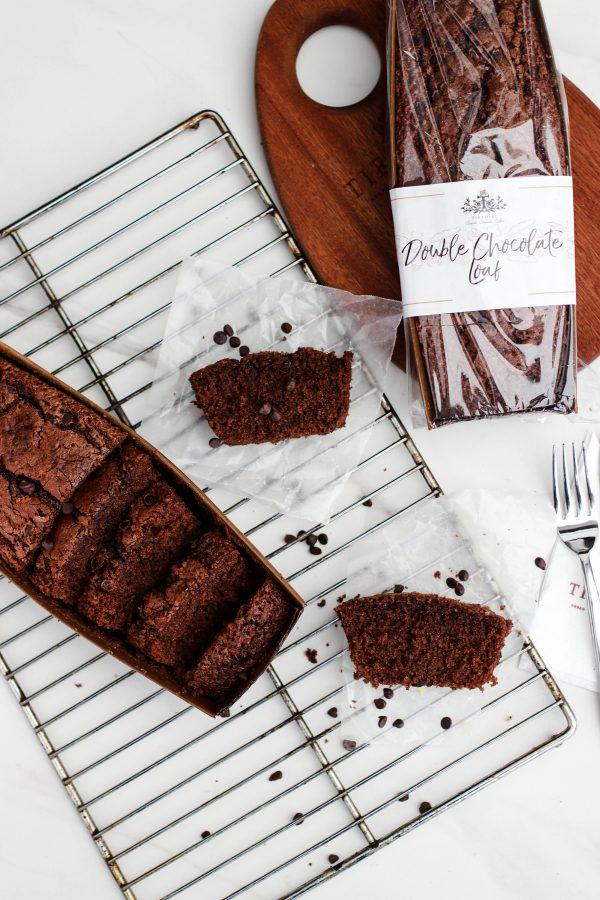 Tiramisu Bakery - Double Chocolate Loaf scaled