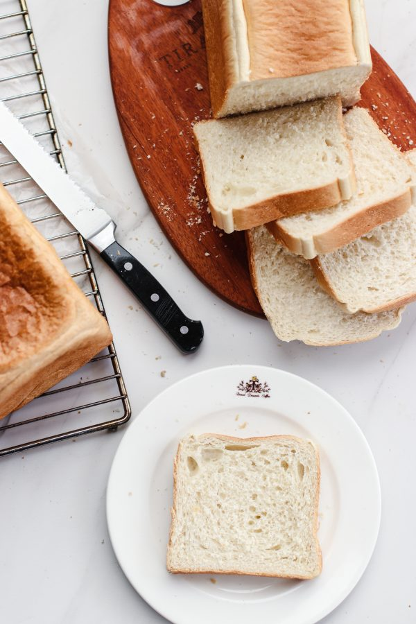 Tiramisu Bakery - Golden White Bread