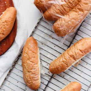 Tiramisu Bakery - Hot Dog Rolls packet of 6