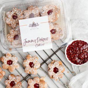 Tiramisu Bakery - Jammy Dodger Cookies