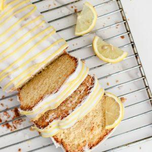 Tiramisu Bakery - Lemon Drizzle Tea Loaf