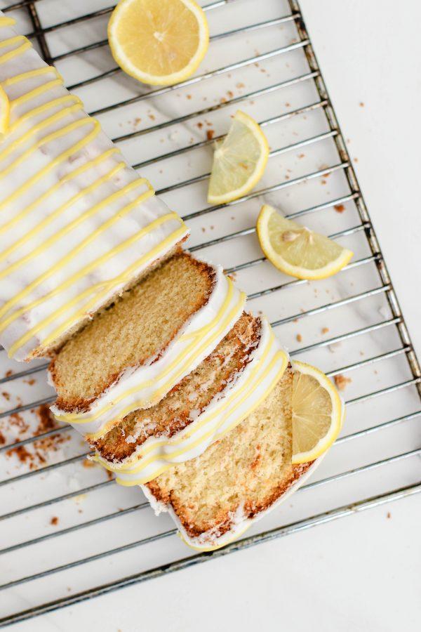 Tiramisu Bakery - Lemon Drizzle Tea Loaf scaled