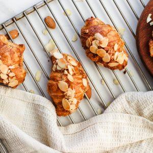Tiramisu Bakery - Mini Almond Croissants