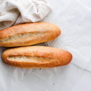 Tiramisu Bakery - Mini Brown Baguettes