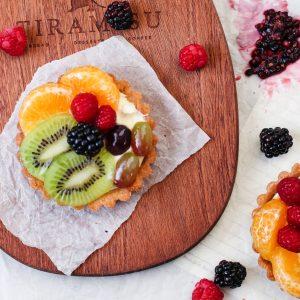 Tiramisu Bakery - Mixed Fruit Tart