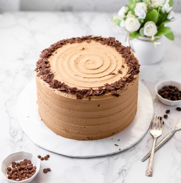 Tiramisu Bakery - Mocha Cake
