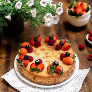 Tiramisu Bakery - New York Cheesecake New