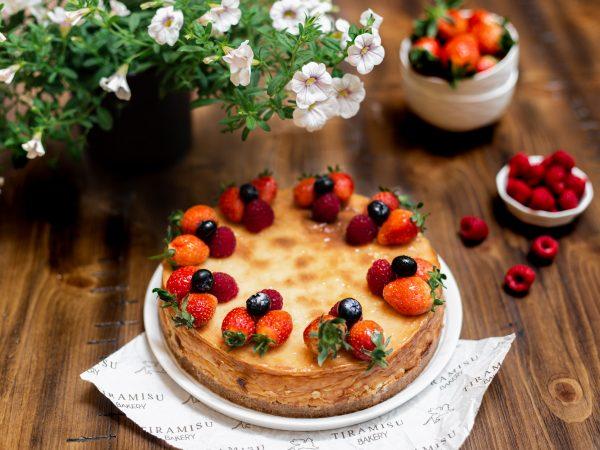 Tiramisu Bakery - New York Cheesecake New scaled