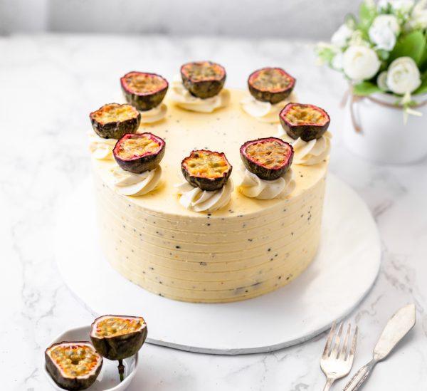 Tiramisu Bakery - Passion Mascarpone Cake