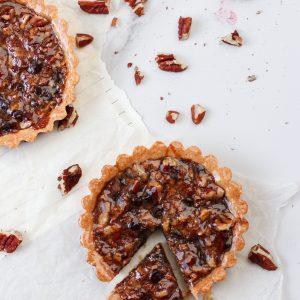 Tiramisu Bakery - Pecan Pie