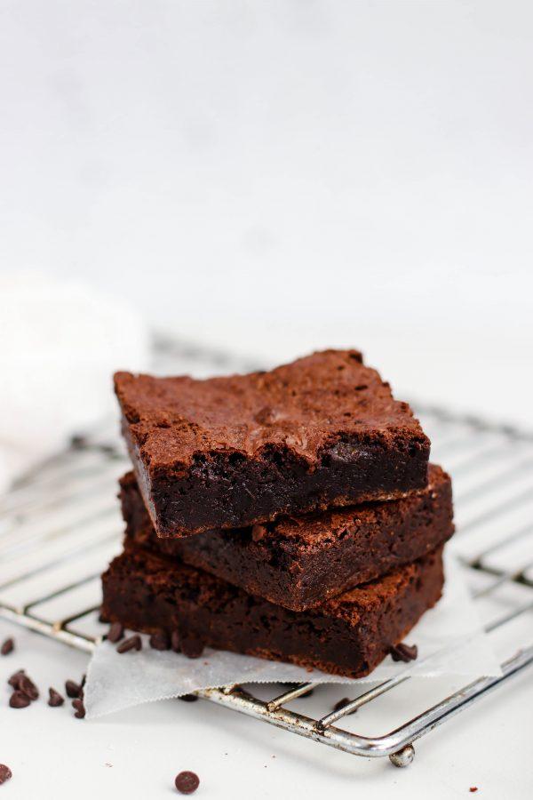 Tiramisu Bakery - Plain Brownies scaled