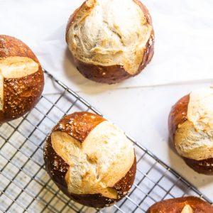 Tiramisu Bakery - Pretzel Rolls