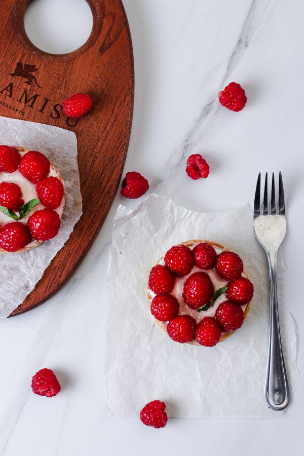 Tiramisu Bakery - Raspberry Tart