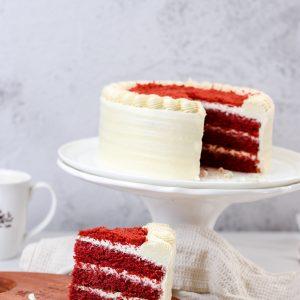 Tiramisu Bakery - Red Velvet Cake