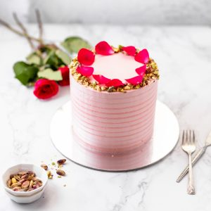 Tiramisu Bakery - Rose Pistachio Cake