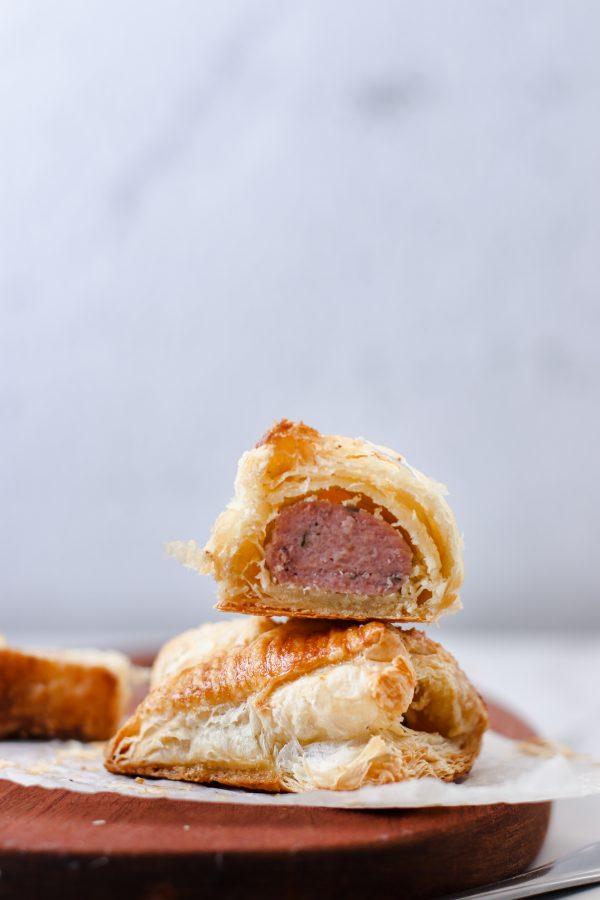 Tiramisu Bakery - Sausage rolls 4 pieces