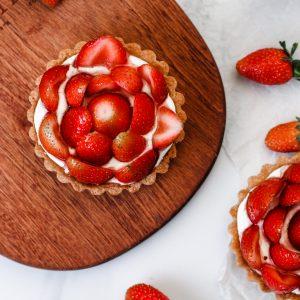 Tiramisu Bakery - Strawberry Tart 1