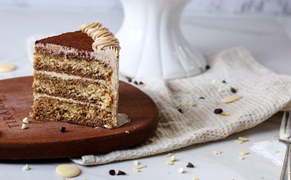 Tiramisu Bakery - Tiramisu Cake slice