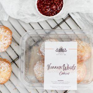 Tiramisu Bakery - Veneese Whirls Cookies