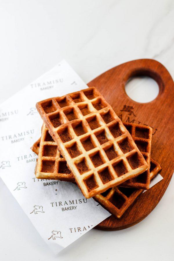 Tiramisu Bakery - Waffles scaled