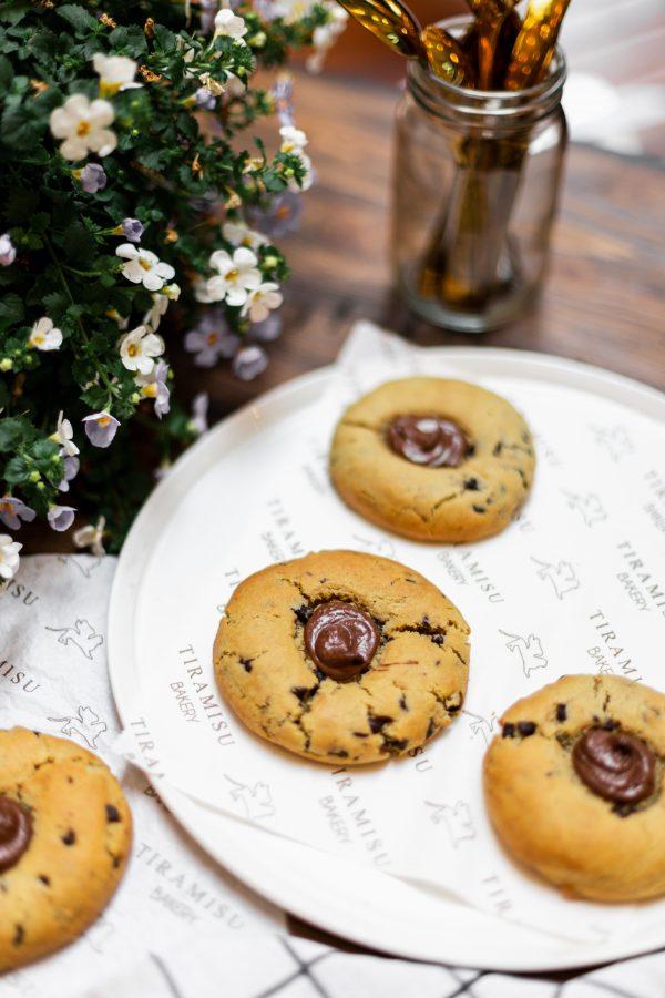 Tiramisu Bakery - American Chocolate Chip Cookies scaled