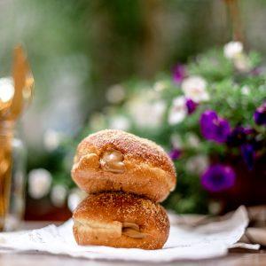 Tiramisu Bakery - Lotus Biscoff Donuts