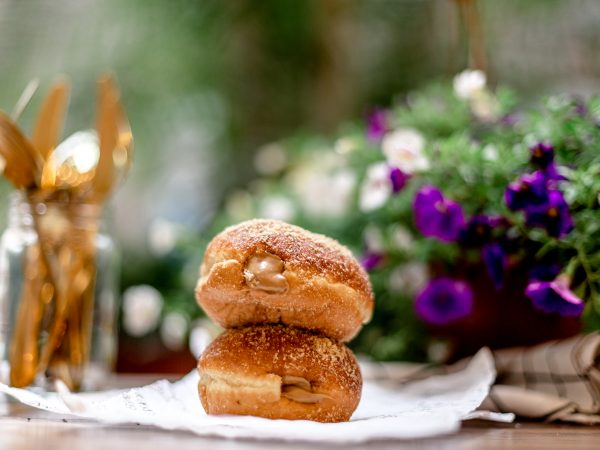Tiramisu Bakery - Lotus Biscoff Donuts scaled