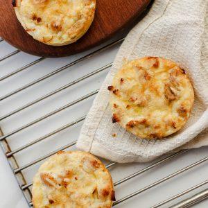 Tiramisu Bakery - Mini Chicken Leech Quiche