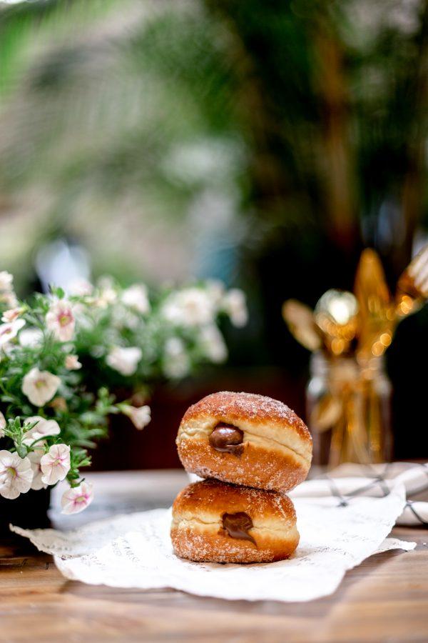 Tiramisu Bakery - Nutella Donuts scaled